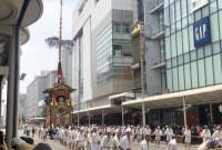 祇園祭の季節ですね☆
